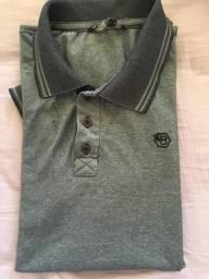 b2eb76b05 Camisa polo masculina tamanho G