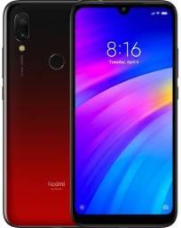 Xiaomi Redmi 7 32GB 3GB Ram Vermelho