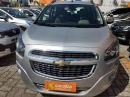 CHEVROLET SPIN 2017/2018 1.8 LTZ 8V FLEX 4P AUTOMÁTICO - 2018