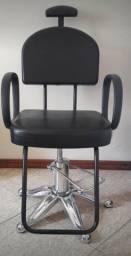 Cadeira Hidráulica Sobrancelhasou Maquiagens