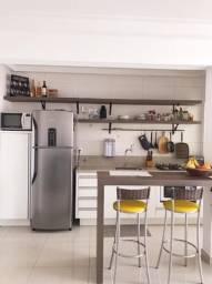 Apartamento para alugar com 2 dormitórios em Coqueiros, Florianópolis cod:76769
