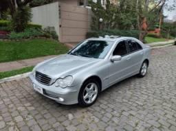 Mercedes c 240 2001 top