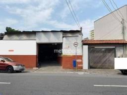 Terreno à venda, 450 m² por R$ 1.245.000,00 - Santa Paula - São Caetano do Sul/SP