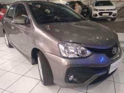 Toyota etios sedan 2018 1.5 xls sedan 16v flex 4p automÁtico