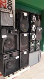 vendo diversas cxs de som