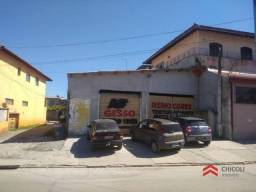Galpão para alugar, 150 m² por R$ 2.500/mês - Tijuco Preto - Vargem Grande Paulista/SP