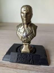 Busto Capitão América - Omelete Box