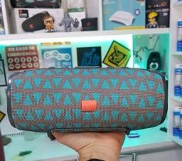 Caixa de som Bluetooth mini Xtreme 22cm 20w com alça
