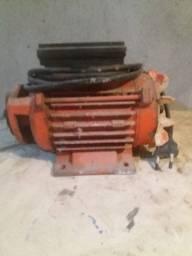 Motor de bomba para projetos caseiro