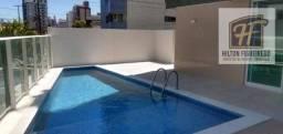 Apartamento com 2 dormitórios à venda, 59 m² por R$ 280.000 - Bessa - João Pessoa/PB