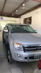 Ranger xlt diesel - 2015