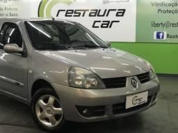 Realmente EXCEPCIONAL Clio Sedan - KM baixa!!! - 2007