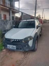 Fiat strada - troco - 2012