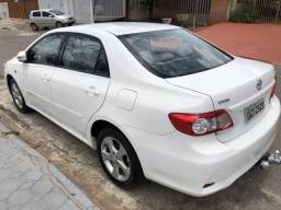 Toyota Corolla completo + couro XEI 2.0 Flex 2013 - 2013