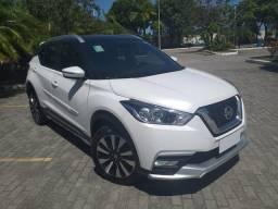 Nissan Kicks Sv Limited 1.6 Automática CVT 2016/2017 C/18 Mil Km Rodados - 2017