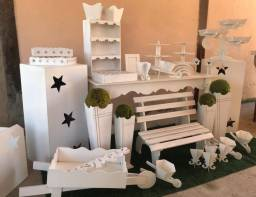 Kit Provençal decoração festas
