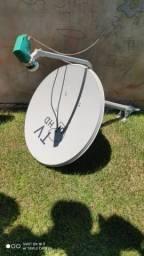 Antena Banda KU 60 cm Usada