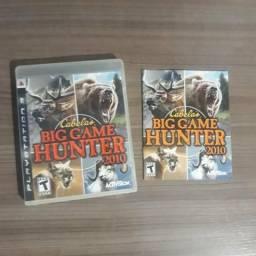 Cabelas big monster hunter 2010 ps3 comprar usado  Porto Alegre