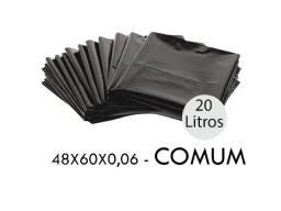 Saco de Lixo Comum 20 Litros