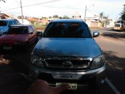 Vendo ou Troco Hillux 2009 4x4 diesel - 2009