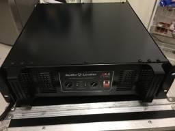 Amplificador Audio Leader 8.0