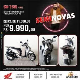 Motos Semi Novos