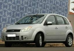 Ford Fiesta 1.6 Flex 2009 Prata - 2009