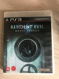 PS3 Resident Evil: Revelations