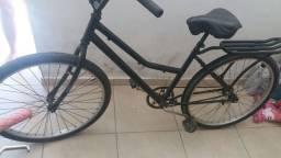 Bicicleta Caloi tropical e suspensão da Zoom
