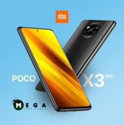 Celular Xiaomi Pocophone X3 - Novo Lacrado na Caixa