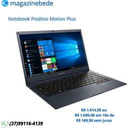 Notebook Positivo Motion Plus