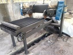 Serraria - Máquina de Cortar Pedra