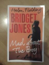 Livro em Inglês Bridget Jones, Mad about the boy