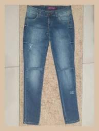 Calça Jeans Infanto Juvenil
