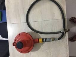 Válvula alta e baixa pressão pra central de gás