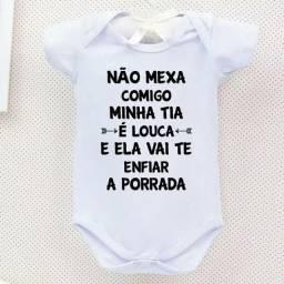 Body personalizados para bebês