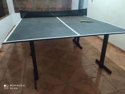 Mesa de ping pong caseira