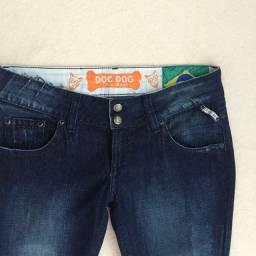 Calça jeans Doc Dog tamanho 42