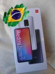 Fenômeno! Redmi Note 9 Pro 128 Gigas da Xioami.. Novo Lacrado com Garantia e Entrega hj!