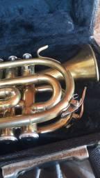 Trompete Pocket Bb com case