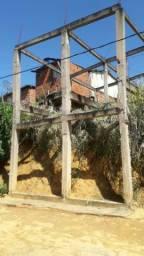 Construção: estrutura pra duas lages