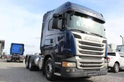 Scania r480 = 440 streamline 6x4 ano 18/18 com retarder