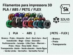 Filamento para impressora 3D - 3DLAB