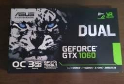 Título do anúncio: Geforce GTX 1060 OC Edition 3GB Asus