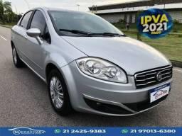 Fiat Linea ESSENCE 1.8 com GNV