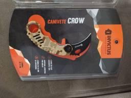 Canivete tatico invictus Crow (original nunca usado)