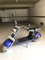 Scooter elétrica Maj
