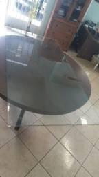 Tampo de mesa temperado 6 mm