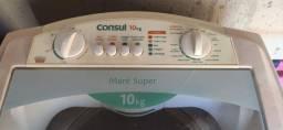 Maquina de Lavar Maré Super 10Kg Consul Lavadora roupa