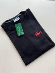 Camisetas malha peruana atacado